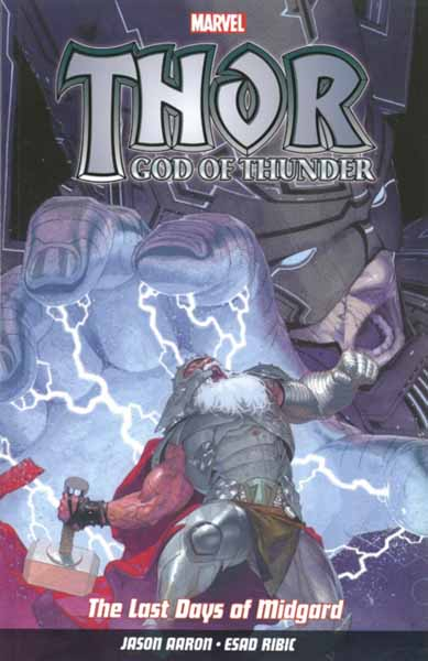 Thor God Of Thunder Vol.4: The Last Days Of Midgard lament of the lost moors vol 4 kyle of klanach