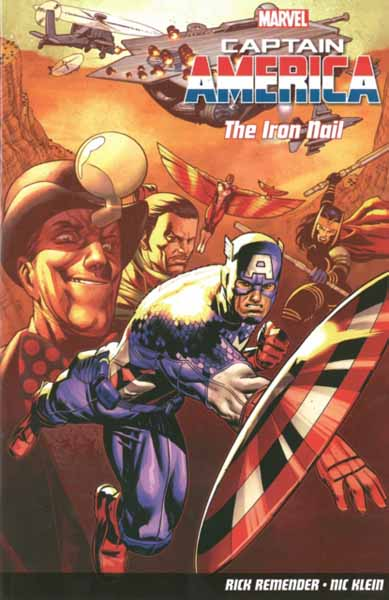 Captain America Vol. 4: The Iron Nail last templar vol 3 the the sunken church
