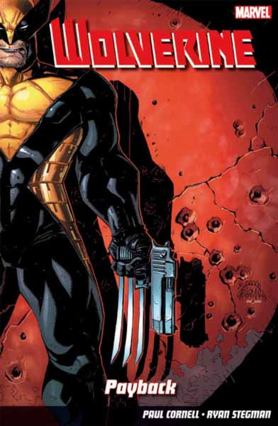 Wolverine Vol. 1: Mortal the other side of silence