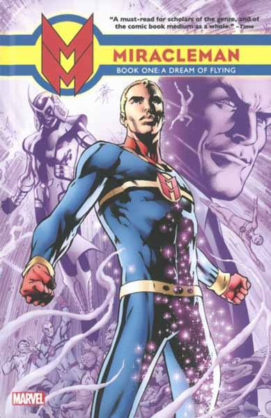 Miracleman Book One: A Dream Of Flying a dream of red mansions series poker card