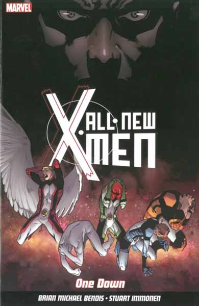 All New X-Men Vol. 5: One Down crusade vol 3 the master of machines
