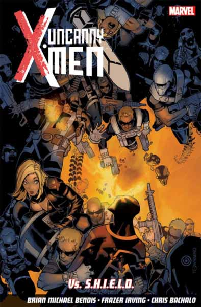 Uncanny X-Men Vol. 4: Vs. S.H.I.E.L.D extraordinary x men vol 2 apocalypse wars