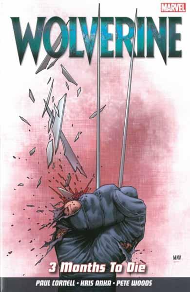Wolverine Vol. 2: 3 Months To Die plc module dvp20ec00t3 100 240vac di 12 do 8 transistor new in box three months warranty