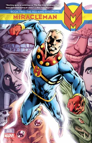 Miracleman Book Two: The Red King Syndrome epizootic ulcerative syndrome eus in labeo bata ham