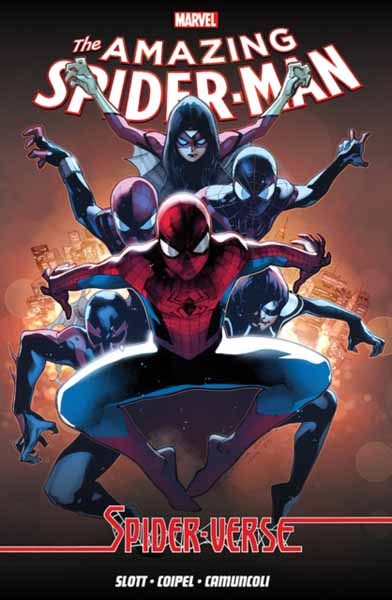 Amazing Spider-Man Vol. 3: Spider-Verse crusade vol 3 the master of machines