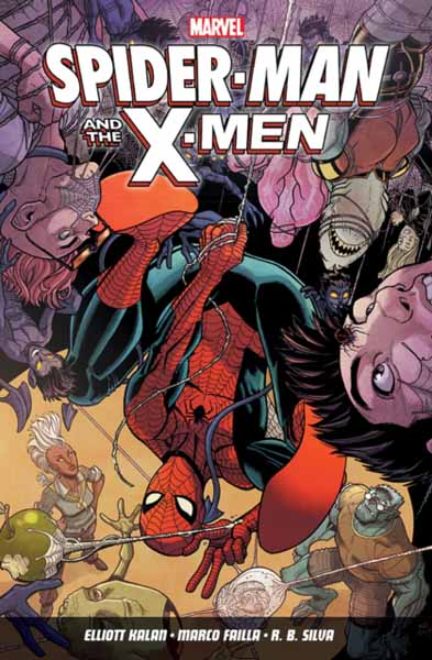 Spider-Man & The X-Men Volume 1: Subtitle TBC pak greg x treme x men volume 1