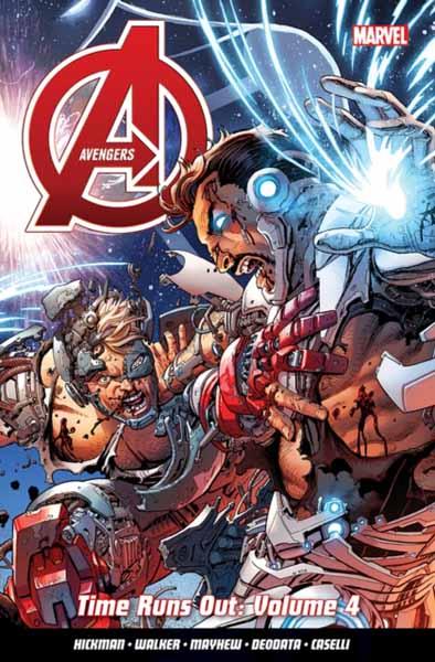Avengers: Time Runs Out Vol. 4 time for future ti016ewsru28