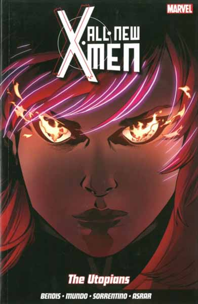 All-New X-Men Vol. 7: The Utopians powers the definitive hardcover collection vol 7