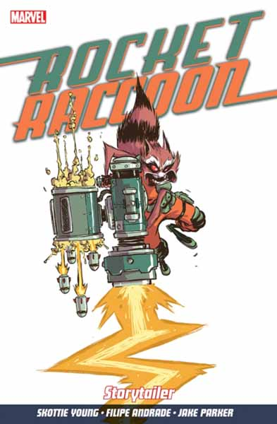 Rocket Raccoon Vol. 2: Storytailer майка классическая printio guardians of the galaxy vol 2