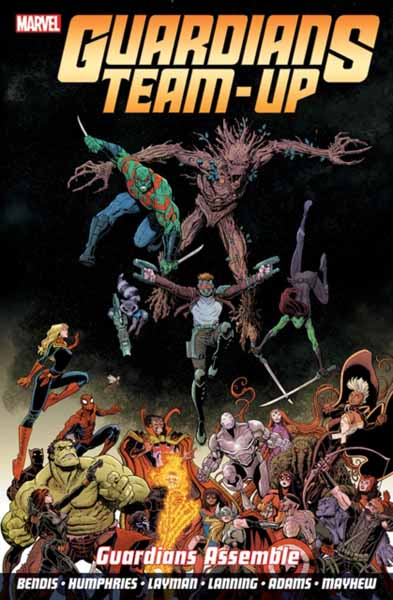 Guardians Team-Up Vol.1: Guardians Assemble team up 1 sb reader with audio cd