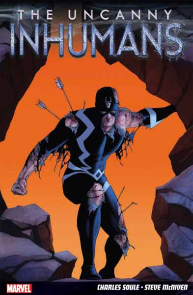 Uncanny Inhumans Vol. 1 uncanny inhumans volume 1