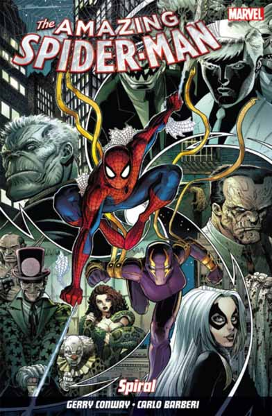 Amazing Spider-Man Vol. 5: Spiral amazing spider man worldwide vol 6