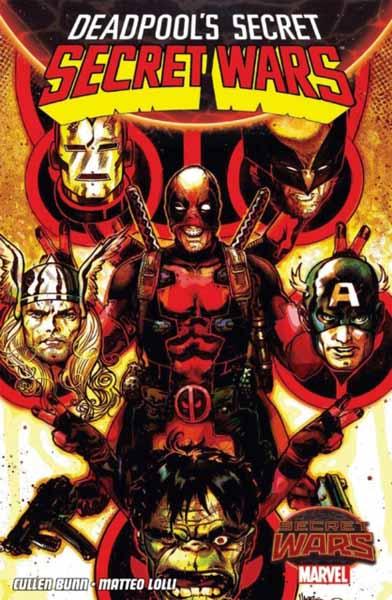 Deadpool's Secret Secret Wars see l snow flower and the secret fan film tie in see lisa
