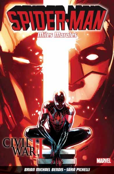 Spider-Man: Miles Morales Volume 1 miles morales