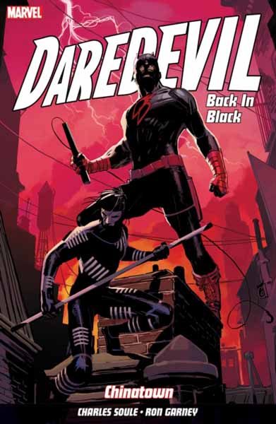Daredevil: Volume 1: Chinatown daredevil volume 3
