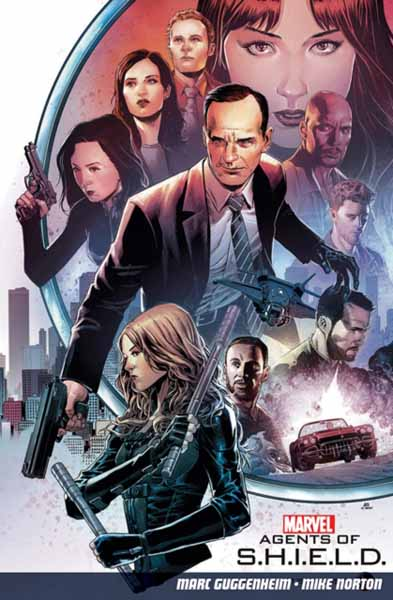 Agents Of S.H.I.E.L.D. Volume 1 catalog of teratogenic agents first edition