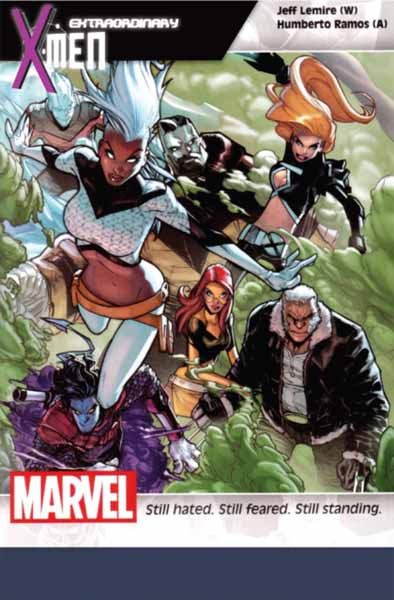 Extraordinary X-Men Volume 1: X-Haven uncanny x men volume 4