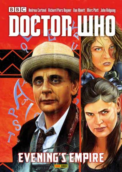 Doctor Who: Evening's Empire дверь eldorf мюнхен 5 остекленная 2000х600 экошпон дуб темный
