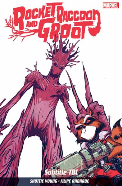 Rocket Raccoon & Groot Volume 1 oh my god it s electro house volume 4