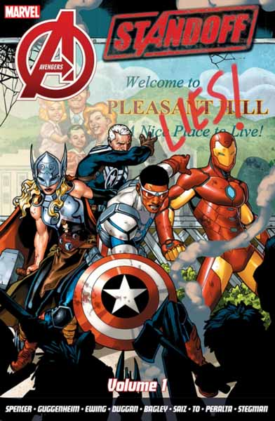 Avengers Standoff. Volume 1 uncanny avengers volume 1 counter evolutionary