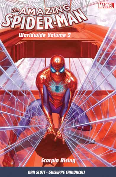 Amazing Spider-Man: Worldwide Vol. 2 рубашка джинсовая element element el003ewtij30