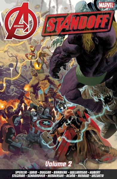 Avengers Standoff Volume 2 deconnick kelly sue avengers assemble