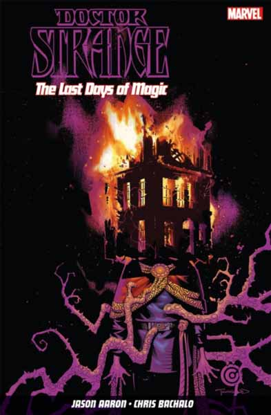 Doctor Strange Vol. 2: The Last Days Of Magic the art of marvel vol 2
