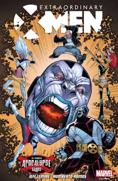 Extraordinary X-Men Vol. 2: Apocalypse Wars workbook 4 way ahead workbook