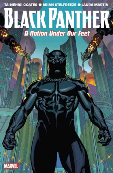 Black Panther Vol. 1: A Nation Under Our Feet монитор philips 221b7qpjkeb 00 black