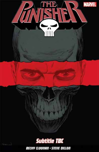 Punisher Vol. 1 keys to the castle