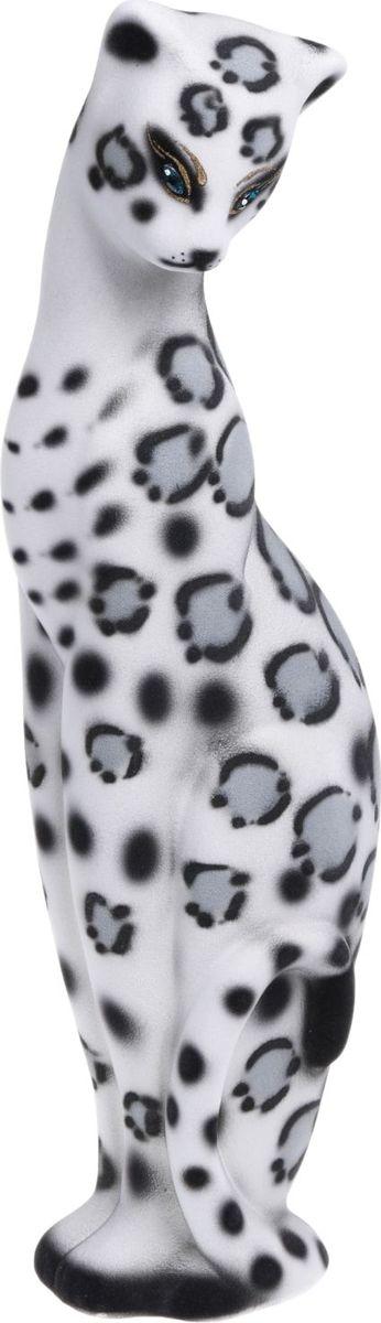 Копилка Керамика ручной работы Кошка Багира, 13 х 11 х 49 см1062682Женщины любят баловать себя покупками для красоты и здоровья. С помощью такой копилки можно незаметно приблизиться к приобретению желаемого. Образ кошки всегда олицетворял привлекательность и символизировал домашнее спокойствие. Поставьте изделие возле предметов роскоши, и оно будет способствовать их преумножению.