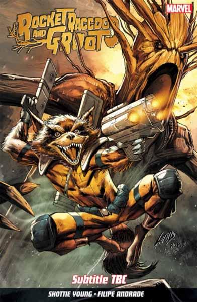 Rocket Raccoon And Groot Vol. 2 gl new guardians vol 01 ring