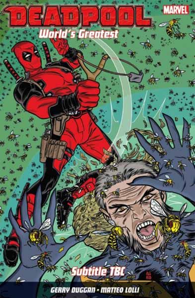 Deadpool: World's Greatest Vol. 3: The End Of An Error jack of fables vol 9 the end