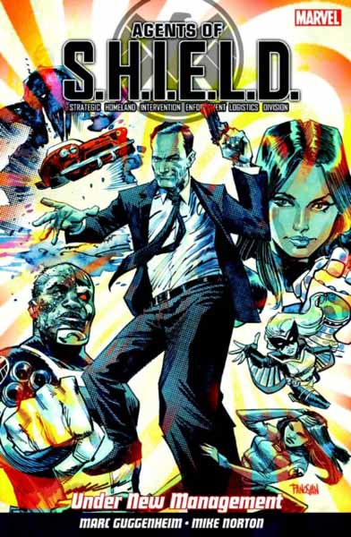 Agents Of S.H.I.E.L.D. Vol. 2 crusade vol 3 the master of machines