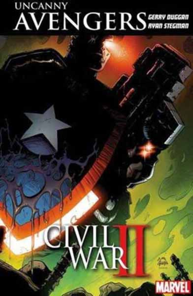 Uncanny Avengers: Unity Vol. 3: Civil War II pictorial field book of the civil war v 3