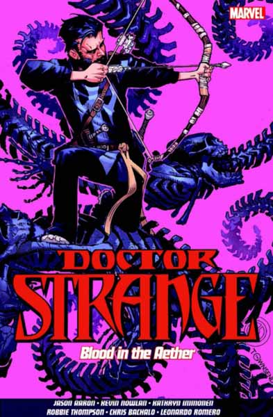 Doctor Strange Vol. 3: Blood In The Aether chimpanzee complex the vol 3 civilisation