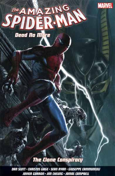 Amazing Spider-Man Worldwide Vol. 5: The Clone Conspiracy amazing spider man worldwide vol 6