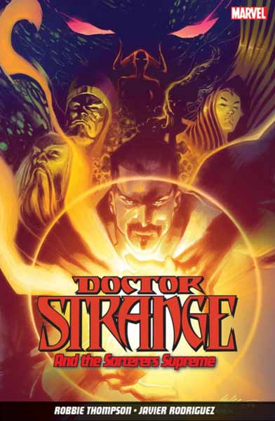 Doctor Strange And The Sorcerers Supreme Vol. 1 the art of emily the strange