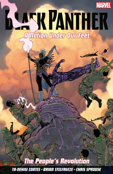 Black Panther: A Nation Under Our Feet Volume 3 liss david black panther the man without fear volume 1