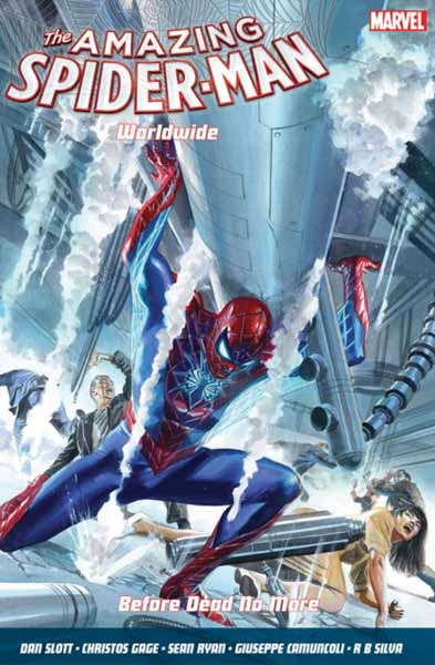 Amazing Spider-Man Worldwide Vol. 4: Before Dead No More amazing spider man worldwide vol 6