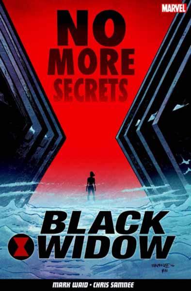 Black Widow Vol. 2: No More Secrets the pregnant widow