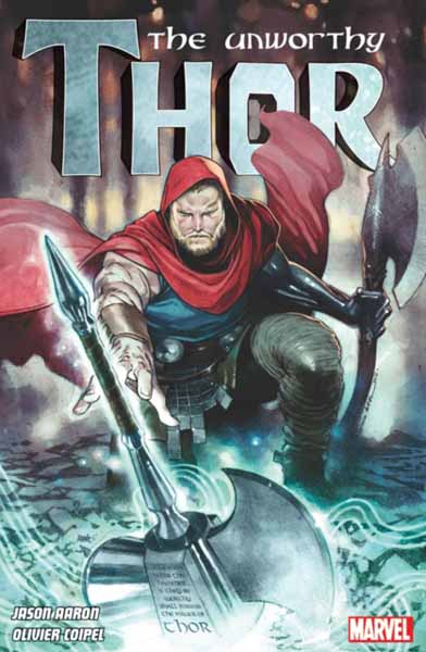 The Unworthy Thor Vol. 1 crusade vol 3 the master of machines