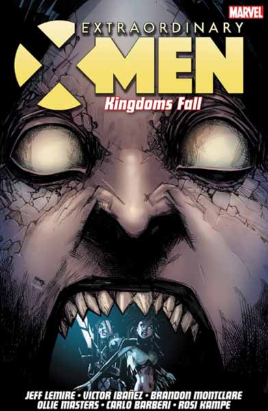 Extraordinary X-Men Vol. 3: Kingdoms Fall last templar vol 3 the the sunken church