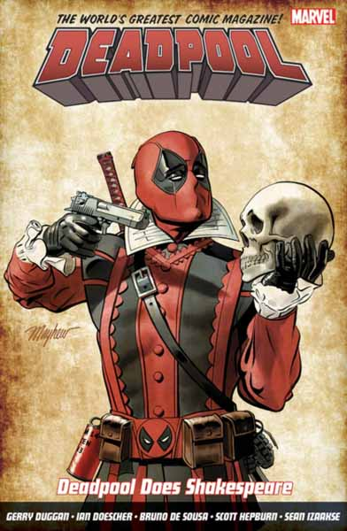 Deadpool: World's Greatest Vol. 7: Deadpool Does Shakespeare shakespeare william rdr cd [lv 2] romeo and juliet