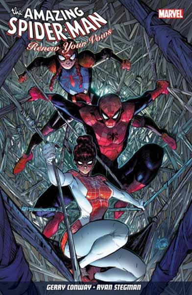 Amazing Spider-Man: Renew Your Vows Vol. 1: Brawl In The Family family caregiving in the new normal