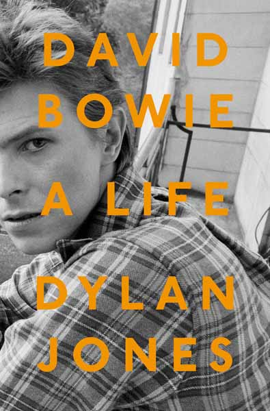 David Bowie: The Life a portrait of bowie