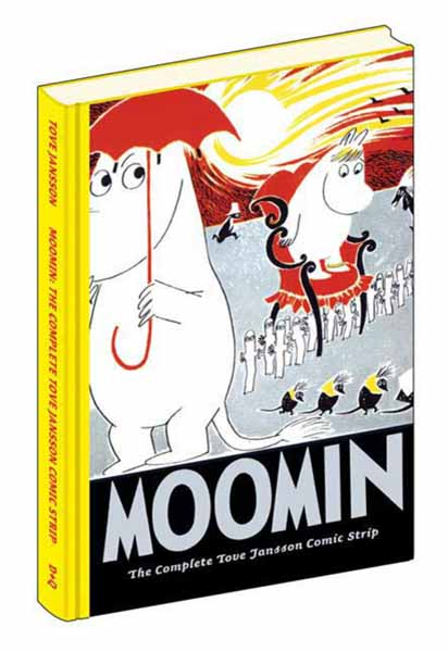 Moomin Book Four: The Complete Tove Jansson Comic Strip когтерез для кошек beeztees 8см
