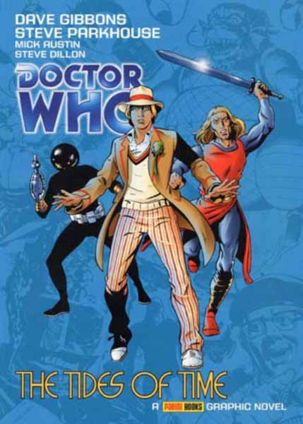 Doctor Who: Tides Of Time karin kukkonen studying comics and graphic novels