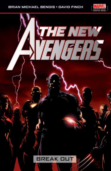 New Avengers Vol.1: Breakout peter powers and the itchy insect invasion