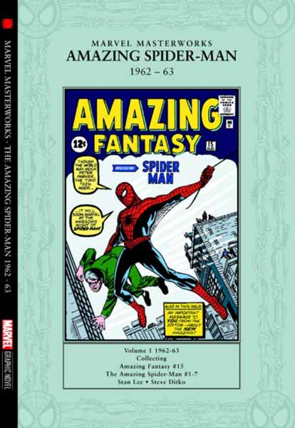 Marvel Masterworks: Amazing Spider-man 1962-63 batman detective comics volume 9 gordon at war